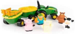 ideal animal toy playset