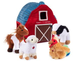 best Plush Farm Animals set