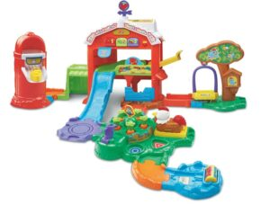 Highly rated farm playset for kids