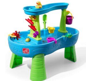 Ideal garden toy for toddlers water table