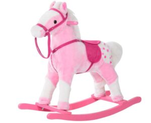 girl ride on horse toys